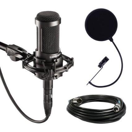 Audio Technica AT2035 Review Condenser with the Best Bang for the Bucks