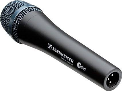 Sennheiser e935 Review A Bright, Sensitive Mic for High Quality Vocal