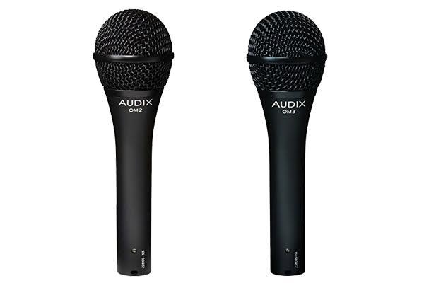 Audix OM2 Vs OM3