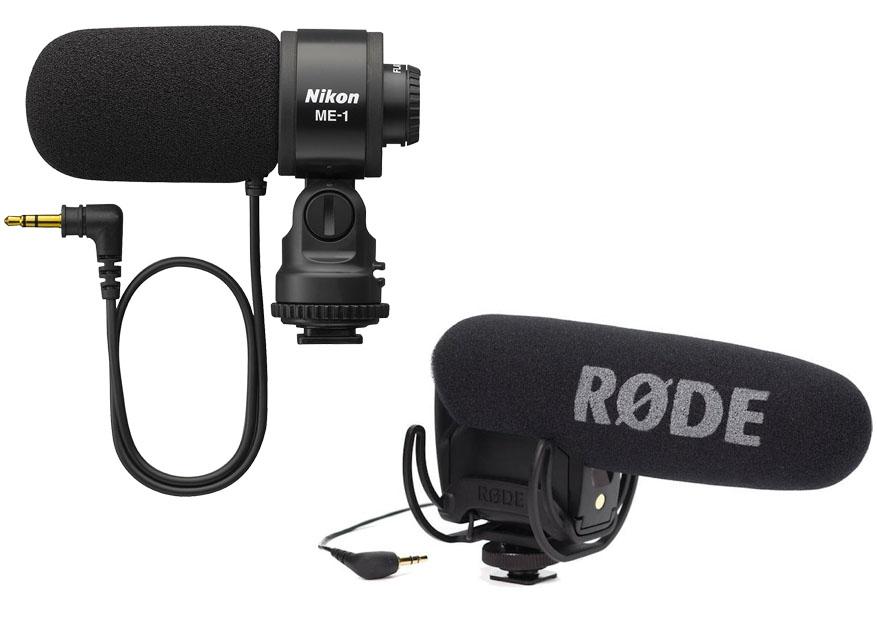 Nikon ME 1 Vs Rode VideoMic Pro